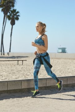 Entrepreneur Forever 21 Launches activewear