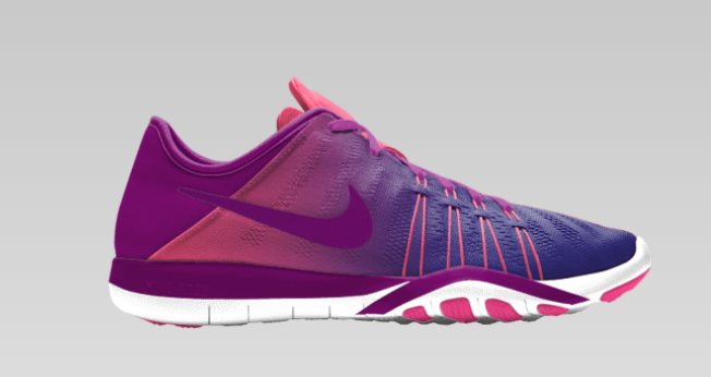 Nike Free TR 6 iD £120